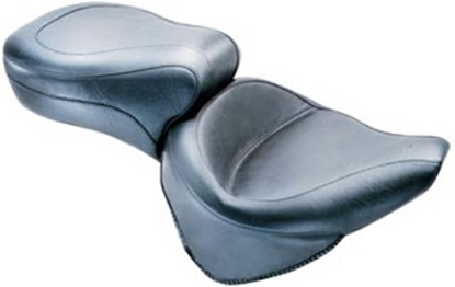 Picture of ONE-PIECE WIDE VINTAGE SUPER TOURING SEAT FOR SOFTAIL