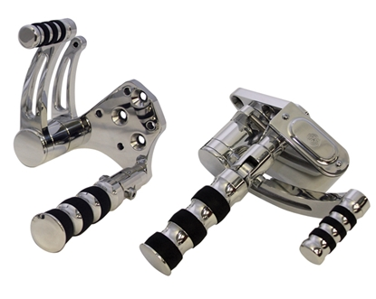 Picture of BILLET FORWARD CONTROL KITS FOR BIG TWIN 4 SPEED & SOFTAIL