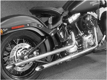 Picture of CYCLE SHACK DRAG PIPES