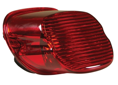 Picture of V-FACTOR LAYDOWN TAILLIGHT LENS FOR MOST MODELS