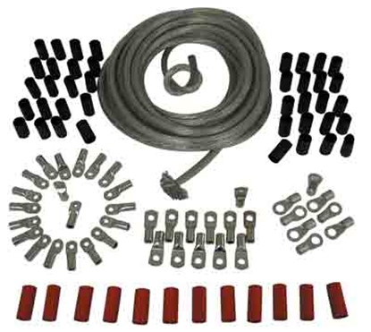Picture of BATTERY CABLE BUILDERS KIT FOR CUSTOM USE - COMPLETE KIT