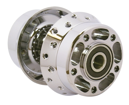Picture of COMPLETE REAR HUB ASSEMBLIES FOR BIG TWIN & SPORTSTER