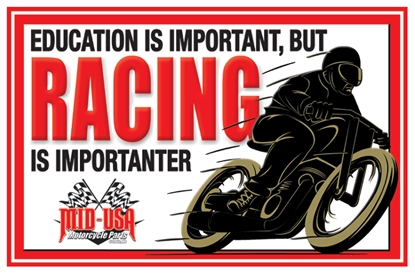 Picture of MID-USA RACING SIGN