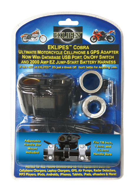 MID-USA Motorcycle Parts  USB CHARGING SYSTEM