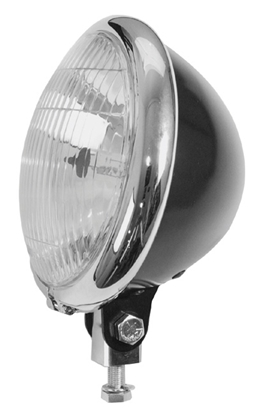 """Picture of V-FACTOR 5 3/4"""" HEADLIGHT ASSEMBLY FOR CUSTOM USE"""