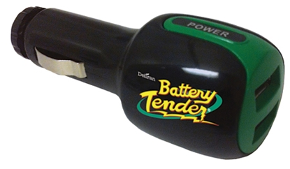 Picture of BATTERY TENDER DUAL PORT USB CHARGER