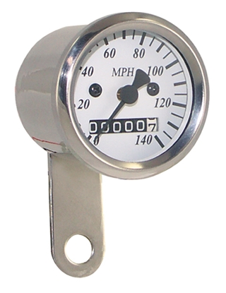 Picture of V-FACTOR 2:1 RATIO CUSTOM MINI SPEEDOMETERS FOR MOST MODELS