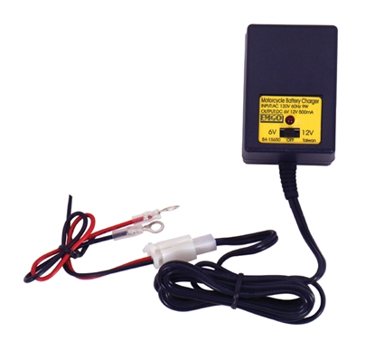 Picture of V-FACTOR BATTERY TRICKLE CHARGER FOR 6 & 12 VOLT BATTERIES
