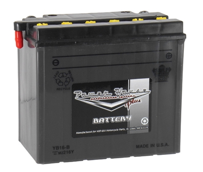 Picture of POWER HOUSE 12 VOLT LEAD ACID BATTERIES FOR ALL MODELS - 240 CCA