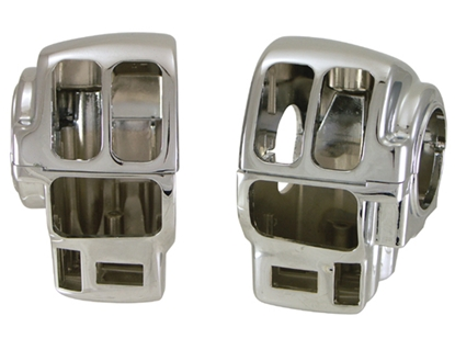 Picture of V-FACTOR HANDLEBAR SWITCH HOUSING KITS FOR TOURING MODELS