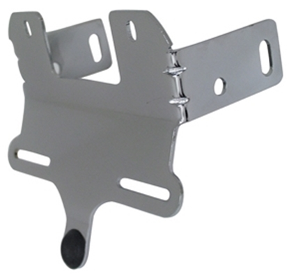"""Picture of REPLACEMENT PART FOR V-FACTOR TAILLIGHT/LICENSE MOUNT KIT FOR 7"""" FAT BOB FENDERS"""