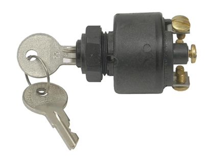 Picture of V-FACTOR MARINE GRADE IGNITION STARTER SWITCH