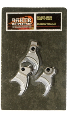 Picture of BILLET STEEL SHIFT FORK KIT FOR BIG TWIN 5 SPEED