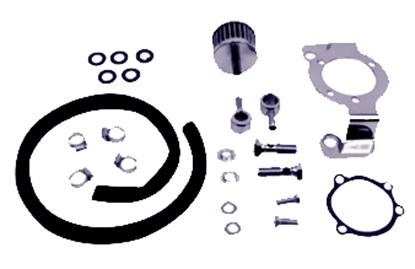 Picture of AIR FILTER SUPPORT AND CRANKCASE BREATHER KITS FOR BIG TWIN & SPORTSTER EVOLUTION