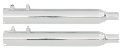 """Picture of 4"""" BIG LOUIE MUFFLERS & TIPS FOR CATALYST EQUIPPED HEAD PIPES"""