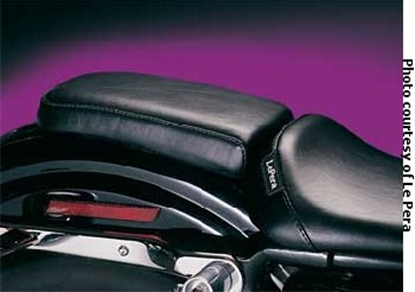 Picture of BARE BONES SOLO SEATS & PILLION PAD FOR SPORTSTER