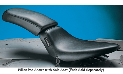 Picture of BARE BONES SOLO SEAT & PILLION PAD FOR BIG TWIN 4 SPEED