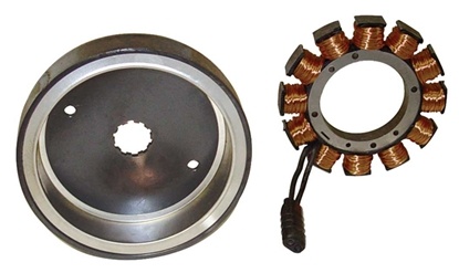 Picture of POWER HOUSE PLUS ROTOR & STATOR KITS FOR BIG TWIN