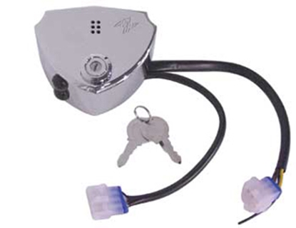 Picture of 12 VOLT WIRE HARNESS KITS WITH MODULE MOUNTS FOR CUSTOM USE