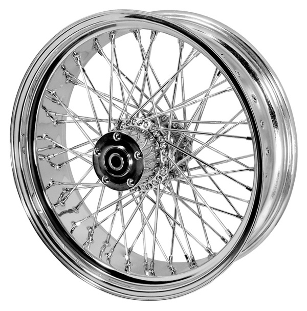Mid Usa Motorcycle Parts V Factor Complete 60 Spoke Wheels With