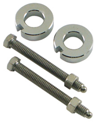 Picture of REAR CHAIN & AXLE ADJUSTER KIT FOR BIG TWIN