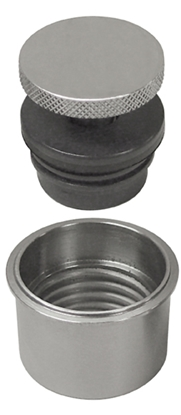 Picture of V-FACTOR FLUSH MOUNT GAS CAP KIT FOR WELD-IN USE