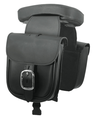 Picture of REMOVABLE PILLION PAD & SADDLEBAGS FOR CUSTOM USE