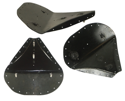Picture of HARDBODY METAL SOLO SEAT PANS