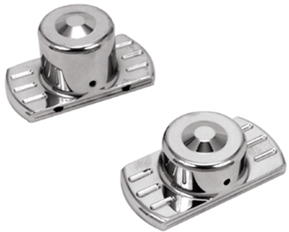 Picture of V-FACTOR REAR AXLE NUT COVER KIT FOR ALL DYNA MODELS