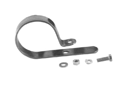 Picture of CHROME UNIVERSAL CLAMPS FOR MUFFLERS