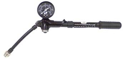 Picture of HAND AIR SHOCK PUMP FOR ADJUSTABLE SUSPENSION AND FLT MODELS
