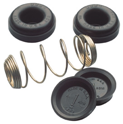 Picture of REAR BRAKE PARTS FOR FL, FLH & FX 1958/1972