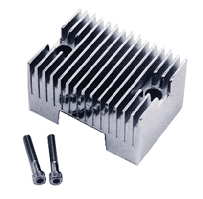 Picture of V-FACTOR REGULATOR/RECTIFIER COVER FOR BIG TWIN