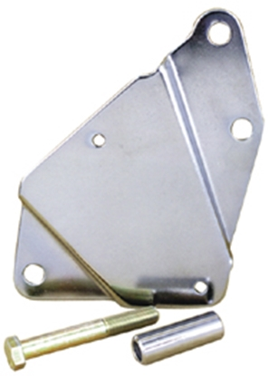 Picture of V-FACTOR TOOL BOX MOUNTING BRACKETS FOR SOFTAIL MODELS