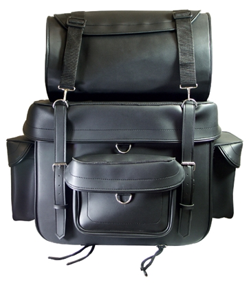 Picture of V-FACTOR LARGE SIZE SISSY BAR TRAVEL BAGS