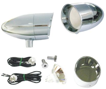 Picture of V-FACTOR 12 VOLT MINI SPOTLIGHTS FOR CUSTOM USE