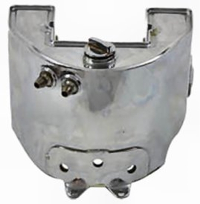Picture of V-FACTOR STOCK STYLE OIL TANKS FOR BIG TWIN