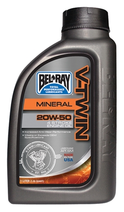 Picture of BEL-RAY PETROLEUM V-TWIN MOTOR OIL
