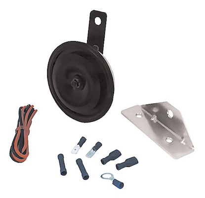 Picture of V-FACTOR HORN RELOCATION KIT WITH HORN FOR BIG  TWIN