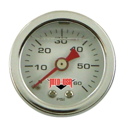 Picture of PRESSURE GAUGES WITH MID-USA LOGO FOR CUSTOM USE