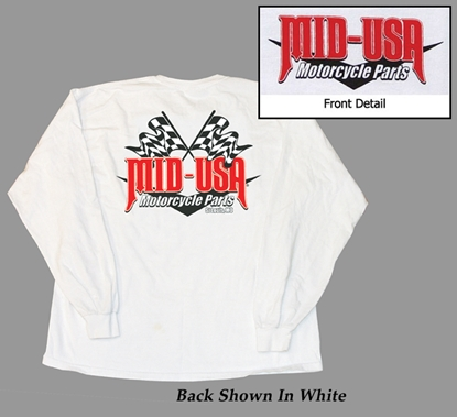 Picture of MID-USA LONG SLEEVE T-SHIRTS