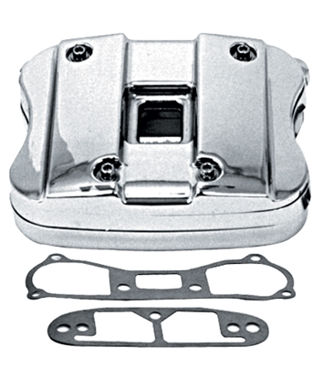 Picture of V-FACTOR ROCKER ARM COVER ASSEMBLIES FOR BIG TWIN & SPORTSTER EVOLUTION