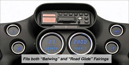 Picture of GAUGE CLUSTER KITS FOR FAIRING MODELS