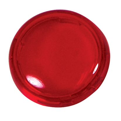 Picture of BULLET TURN SIGNAL LENS RED