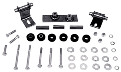 Picture of V-FACTOR FLATSIDE FAT BOB GAS TANK MOUNTING KIT FOR EARLY BIG TWIN 4 SPEED FRAMES