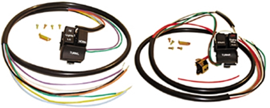MID-USA Motorcycle Parts. V-FACTOR HANDLEBAR SWITCH WIRING ... on racing switches, motor switches, ignition switches, lever switches, battery switches, headlight switches, hub switches, brake switches,