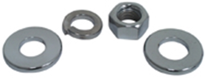 Picture of REAR AXLE NUT & WASHER KIT FOR BIG TWIN AND SPORTSTER