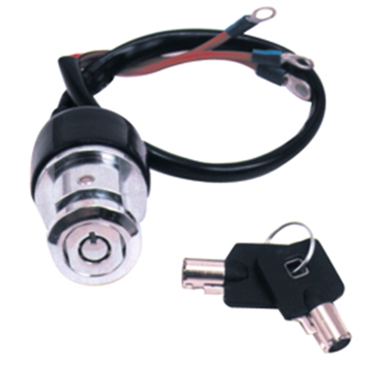 Picture of V-FACTOR ROUND KEY IGNITION/LIGHT SWITCH FOR  OE AND CUSTOM USE