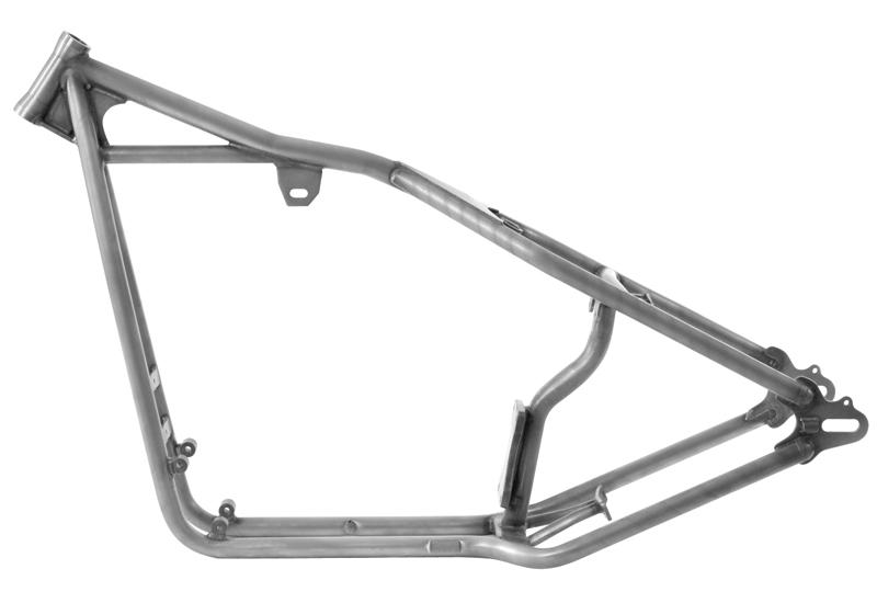 MID-USA Motorcycle Parts. IRONHEAD SPORTSTER RIGID FRAMES