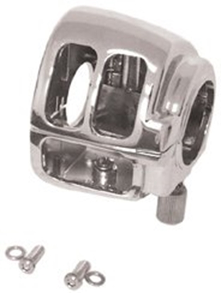 Picture of V-FACTOR HANDLEBAR SWITCH HOUSINGS & SWITCH HOUSING KITS FOR ALL MODELS 1996/LATER